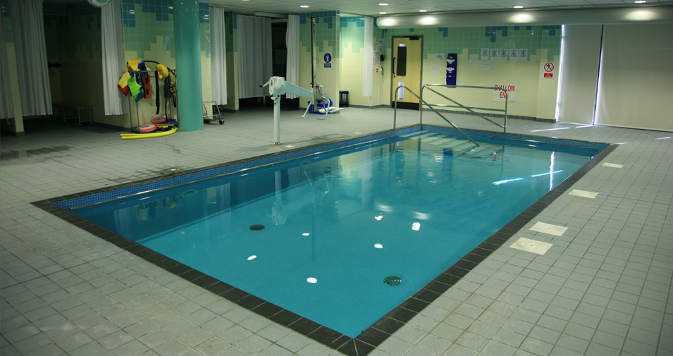 Hydrotherapy Pools Adroit Technique