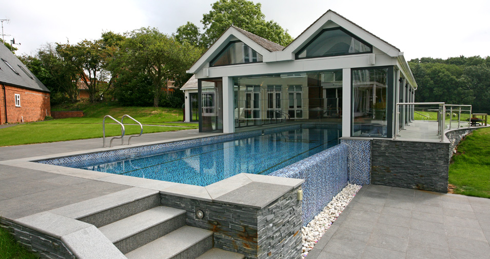 Covered swimming pools design elegant indoor pool swim home for Pool design standards